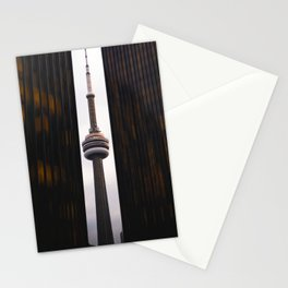 CN Tower Centered Stationery Cards