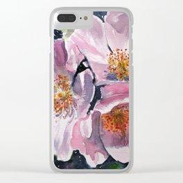 Briar Clear iPhone Case