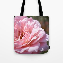 Rose Delight Tote Bag
