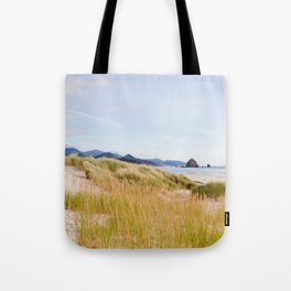 At Cannon Beach Tote Bag