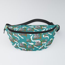 Koala Bears and Clouds Fanny Pack