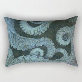 Octopus 2 Rectangular Pillow