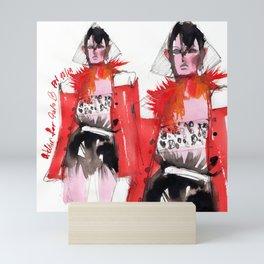 Fashion Mini Art Print