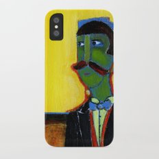distinguished guests iPhone X Slim Case