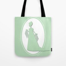 The Historical Fashion Plate Series: Regency Queen Tote Bag