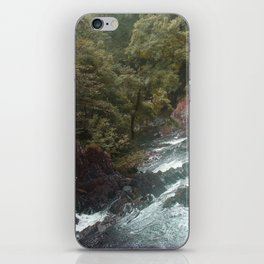 River Vally (Wales) iPhone Skin