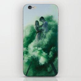 Unclear love iPhone Skin