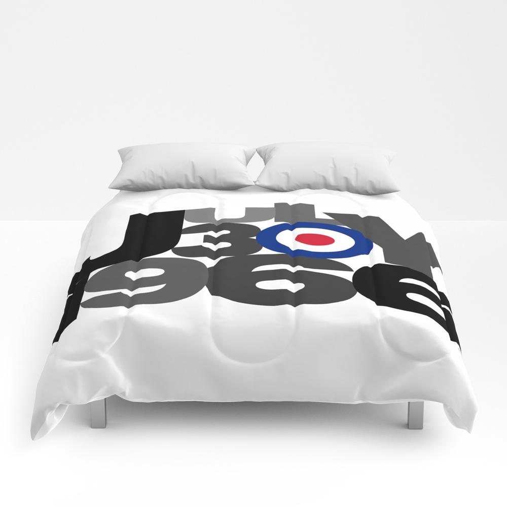 England World Cup Comforter by Designerwils CMF8580370