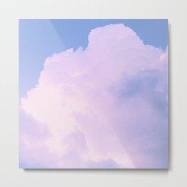 01#Cloud#Sky#light.jpg Metal Print