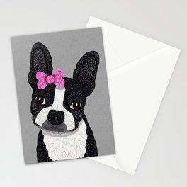 Boston Girl Stationery Cards