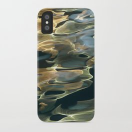Water / H2O #42 iPhone Case