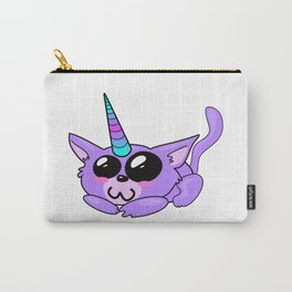 Unicorn Kitty Carry-All Pouch
