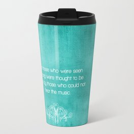 quoted  Travel Mug