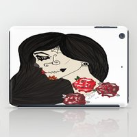 gypsy iPad Cases featuring gypsy by Zombie Doll  Clothing & Art