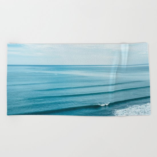 Tempest Beach Towel