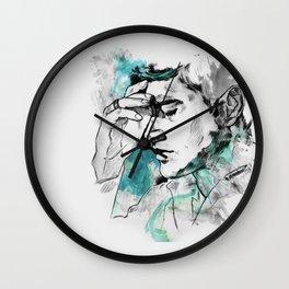 Dean Winchester   Skin Wall Clock