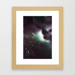 Macro comos vol.1 Framed Art Print
