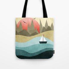 Ocean Adventure 2  Tote Bag