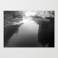 Milwaukee River (Day) Canvas Print