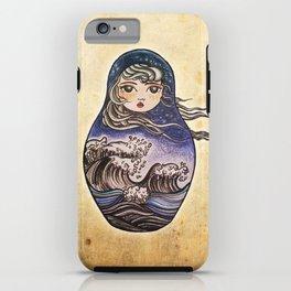 SeaDoll iPhone Case