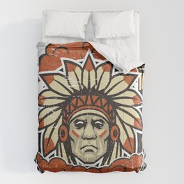 Cloud Chaser - Vaping Native American Comforters