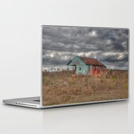 Lonely Old House on the Hill Laptop & iPad Skin