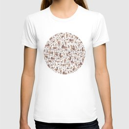 Deer Circle T-shirt