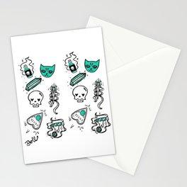 Witch Kit Stationery Cards