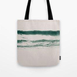 white noise Tote Bag