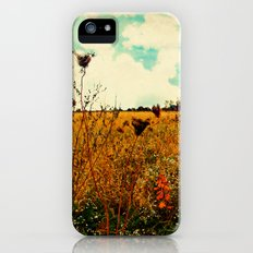 Field of Fall Slim Case iPhone (5, 5s)