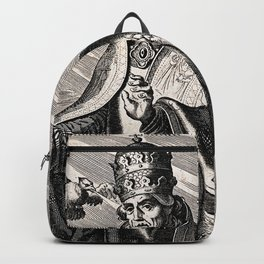 Saint Gregory the Great Backpack