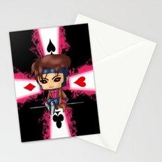 Chibi Gambit Stationery Cards