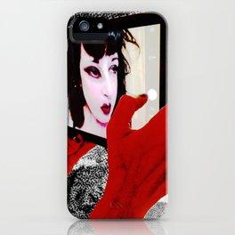 ZOMBEAUTY iPhone Case