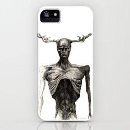 Wendigo iPhone Case
