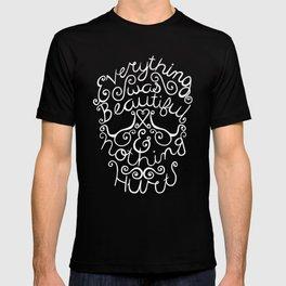 Kurt Vonnegut Poster T-shirt