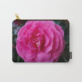 Comely Camellia Carry-All Pouch