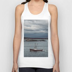 Home from the Seas Unisex Tank Top