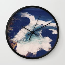 Hawaii 2 of 2 Wall Clock