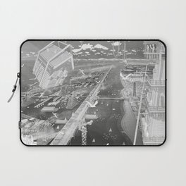 Frackpool 04 Laptop Sleeve