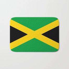 Flag of Jamaica Bath Mat
