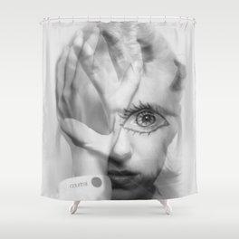 Courtrai - Untitled Treij Shower Curtain