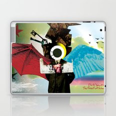 The Pursuit of Salvation Laptop & iPad Skin