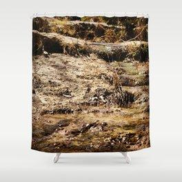 Little Pedernales Flowing Shower Curtain