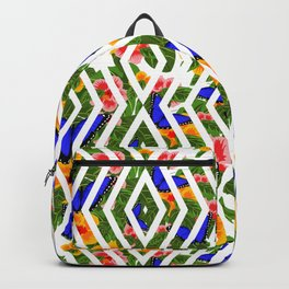 Tropical diablico sucio Backpack