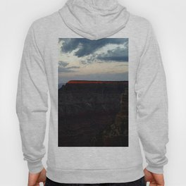 The Majestic Grand Canyon at Sunset Hoody