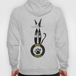 Cat & rebel Hoody