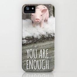 You Create Your Own Universe iPhone Case