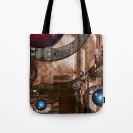 5:30am Tote Bag