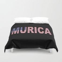 'Murica Duvet Cover