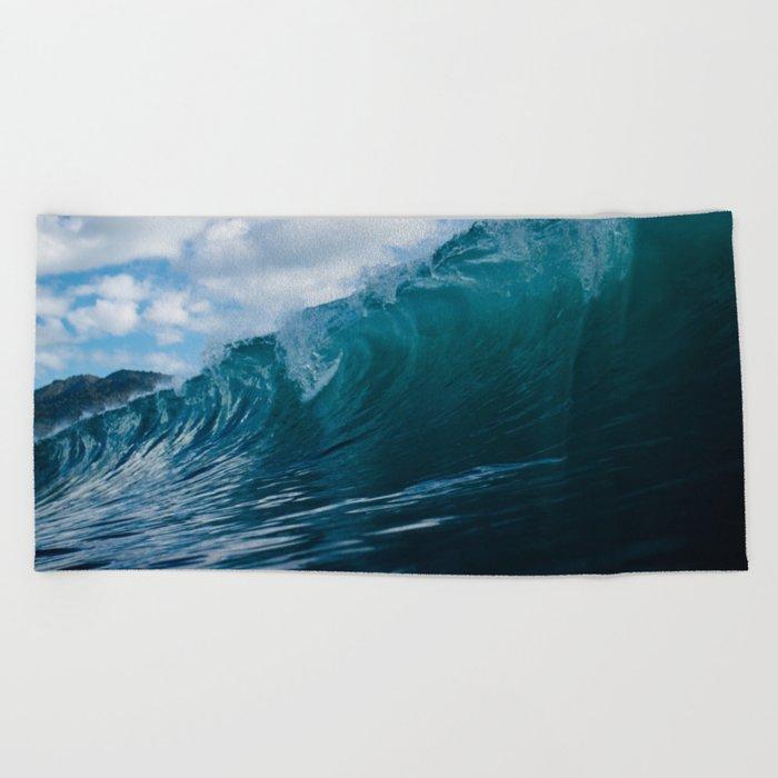 Tidal Beach Towel